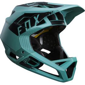 Fox Proframe Mink Naiset Pyöräilykypärä , vihreä